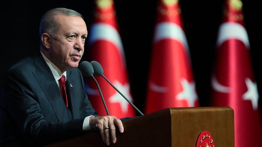 Cumhurbaşkanı Erdoğan'dan Suriye mesajı: Artık tahammülümüz kalmadı