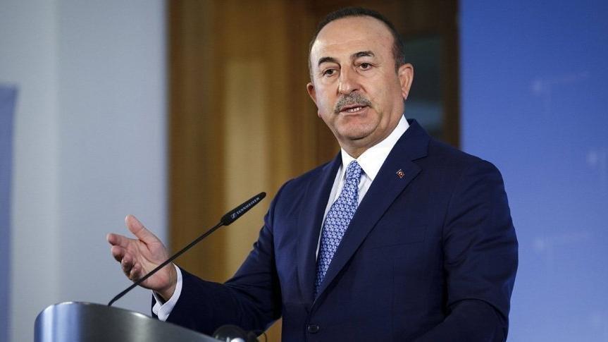 Bakan Çavuşoğlu'ndan BM'ye çağrı