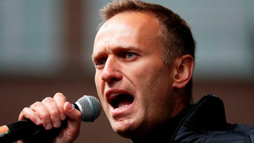 Rus muhalif Navalny'den veryansın