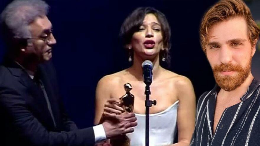 Nihal Yalçın'a oyuncu sevgilisi Berker Güven'den destek