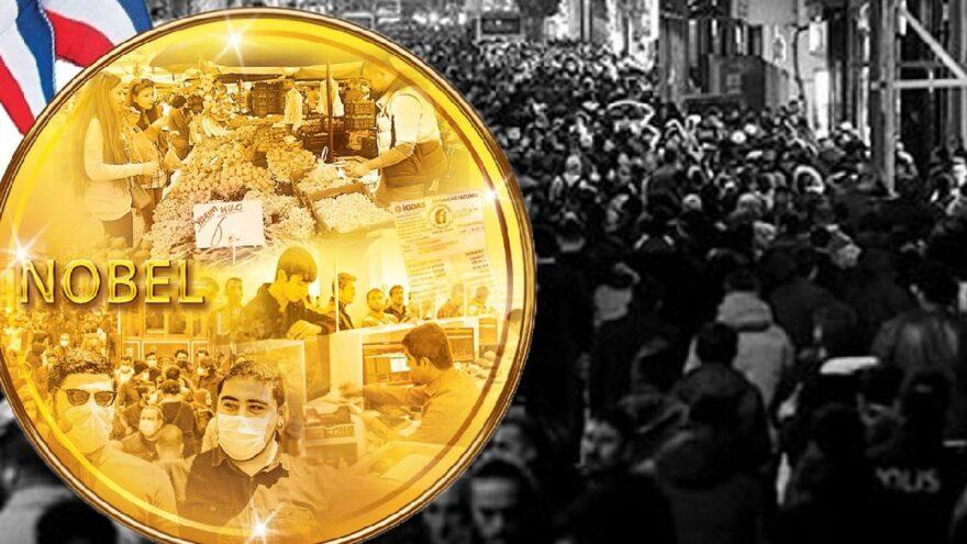 Nobel ödülleri Türk halkına verilmeliydi