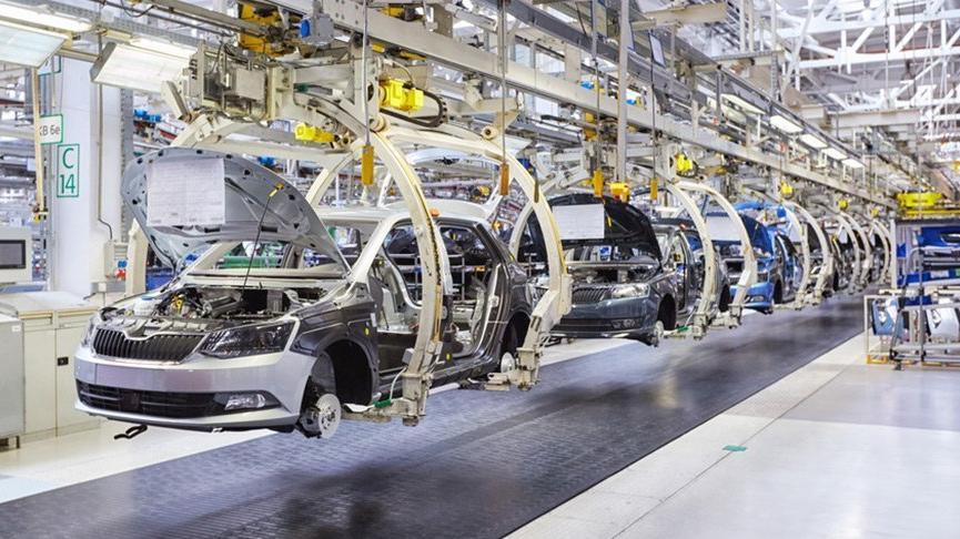Otomobil üretimi eylülde sert düştü