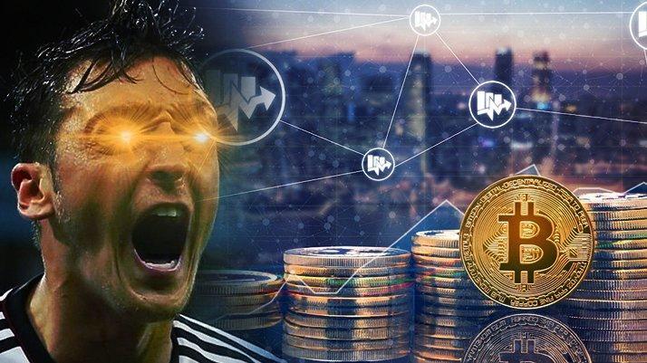 Mesut Özil'den sürpriz hamle! Kripto parasını çıkarıyor…