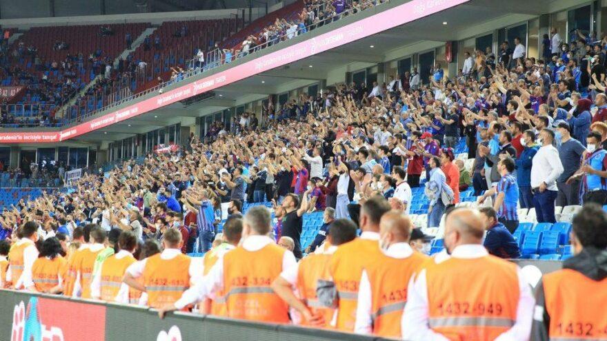 Trabzonspor-Fenerbahçe maçı kapalı gişe!