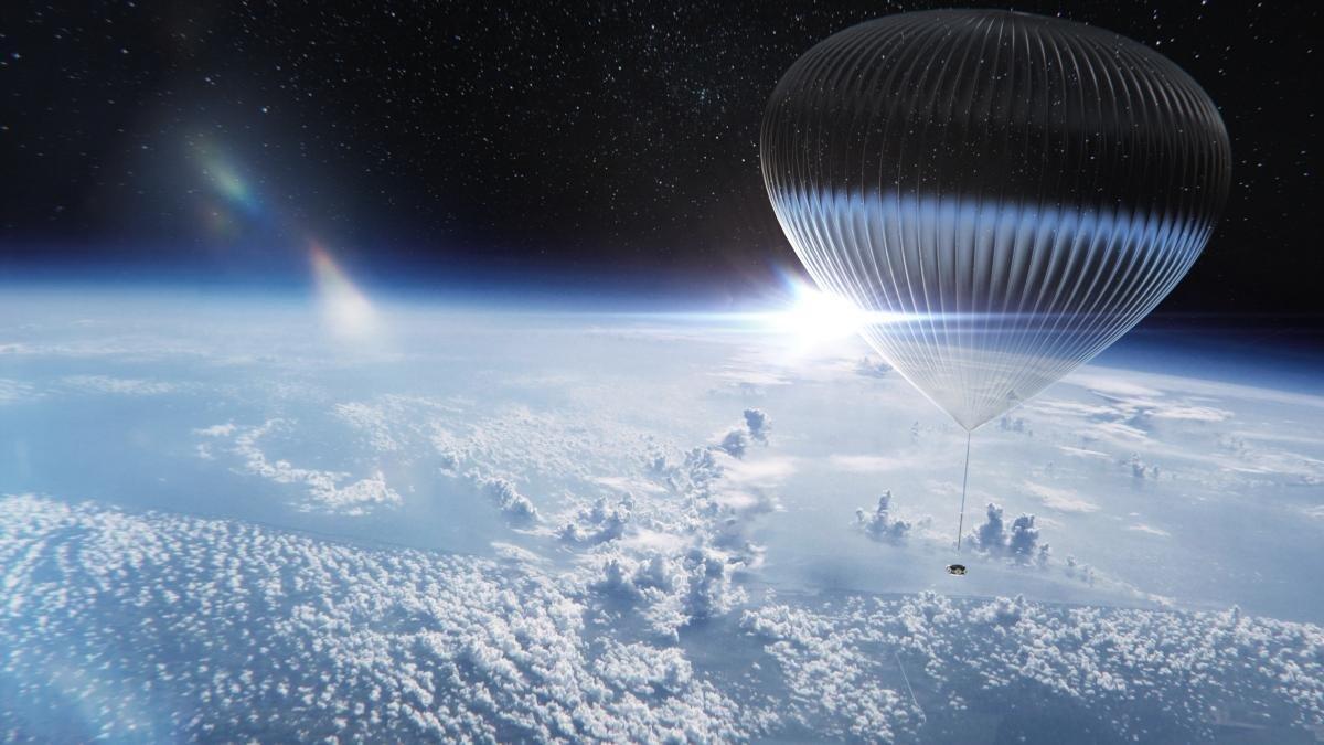 12 saat havada kalacak... Balonla uzay gezisinin fiyatı belli oldu: 447 bin TL