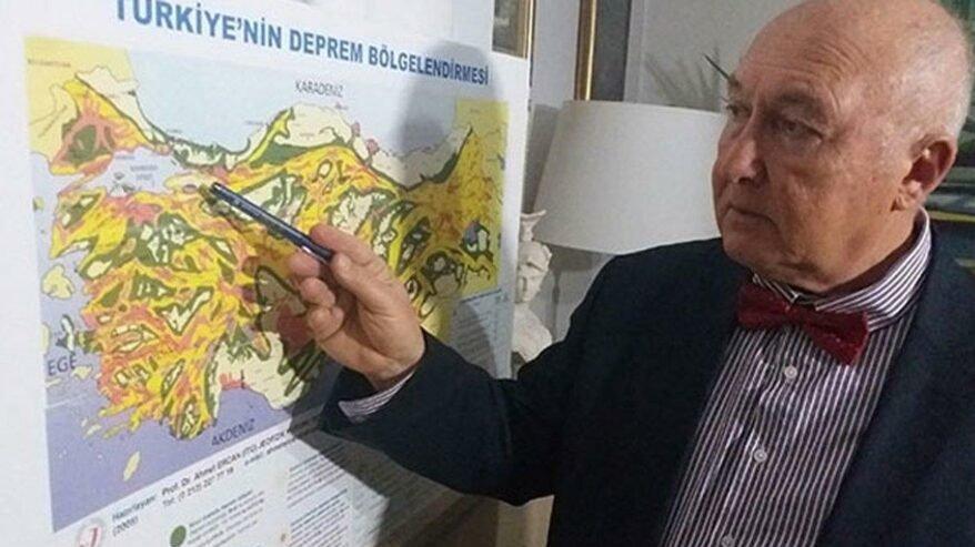 Ahmet Ercan, Girit'teki depremi bildi, Türkiye için yorumladı
