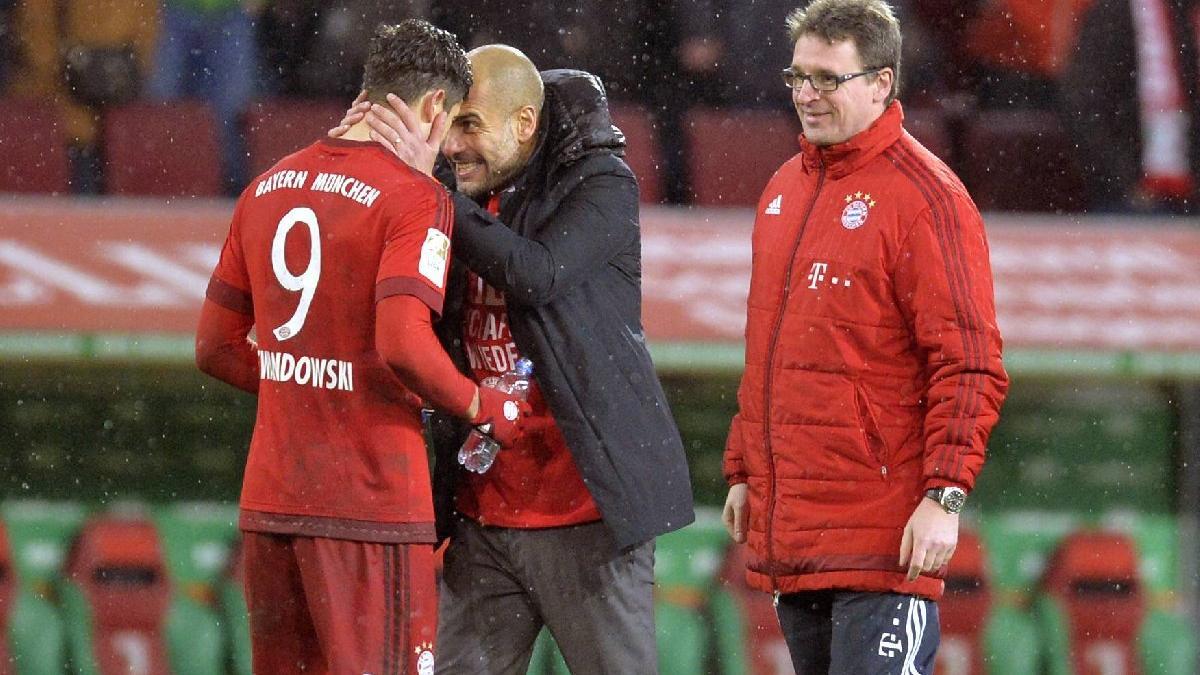 Lewandowski: 'Pep Guardiola sayesinde futbola farklı bakıyorum'