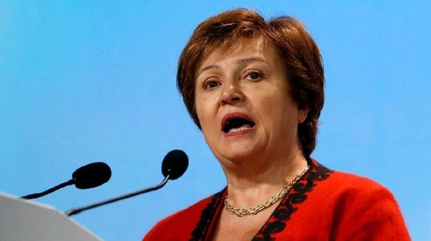 IMF yönetimi, adı usulsüzlük iddialarına karışan Georgieva'nın arkasında