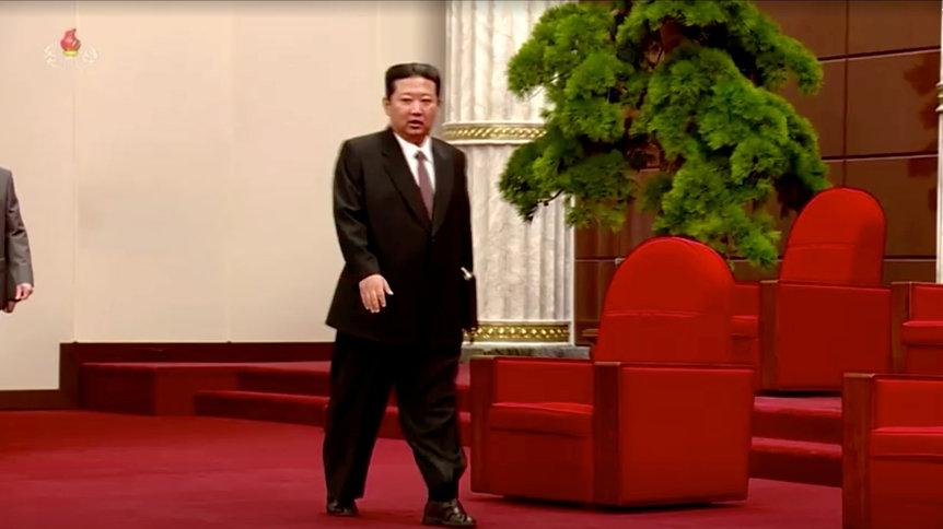 Kim Jong-un: Düşmanımız savaşın kendisi