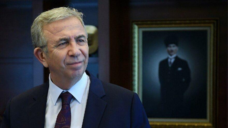 Mansur Yavaş'tan Milli Takım'a erken tebrik: 'Heyecandan'