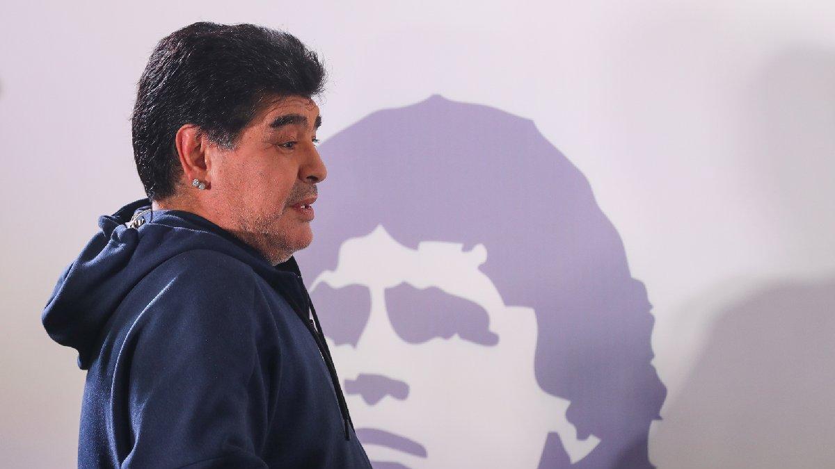 Maradona hakkında olay iddialar! 20 yıl sonra suç duyurusu