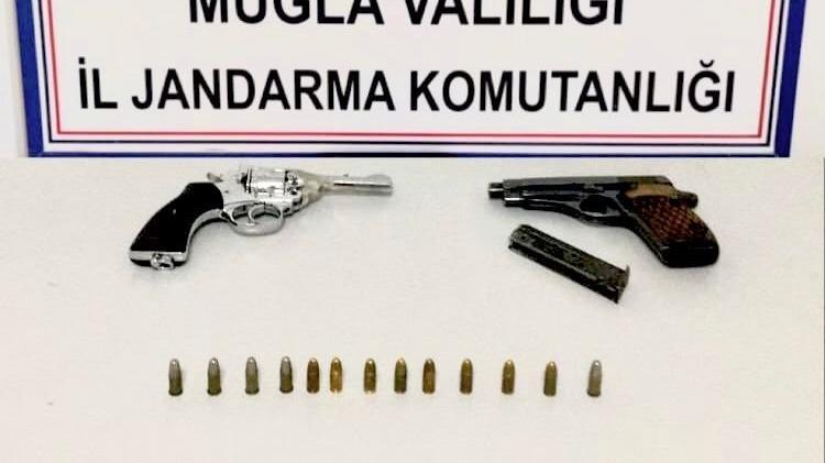 Muğla'da 58 kaçak göçmen yakalandı