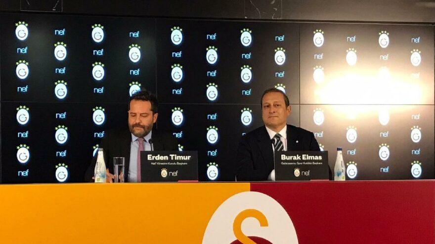 Son dakika | Galatasaray stadının adı Ali Sami Yen Spor Kompleksi NEF Stadyumu oldu