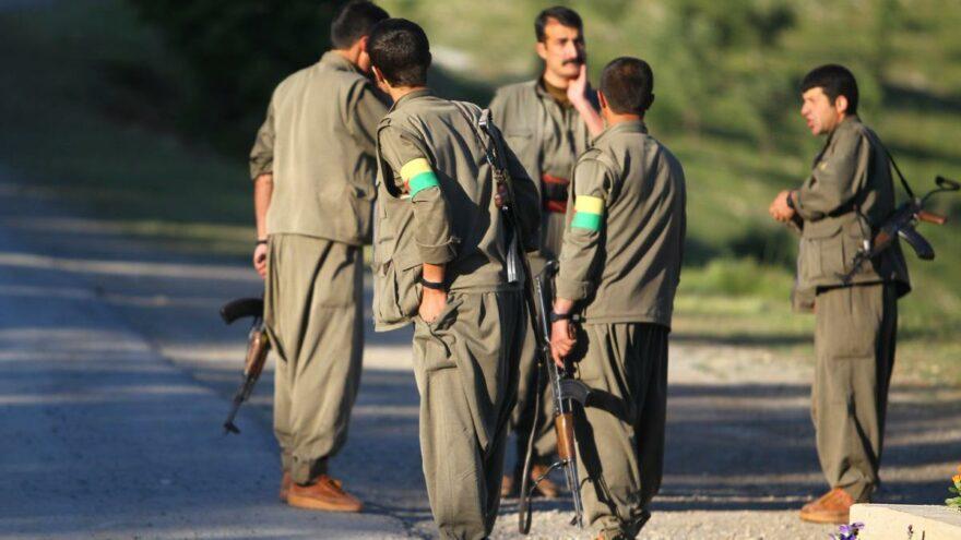 'ABD, PKK'yı konvansiyonel ordu gibi hazırlıyor'