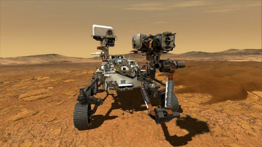 NASA'dan büyük buluş: Mars'ta yaşam olabileceğine dair kanıt