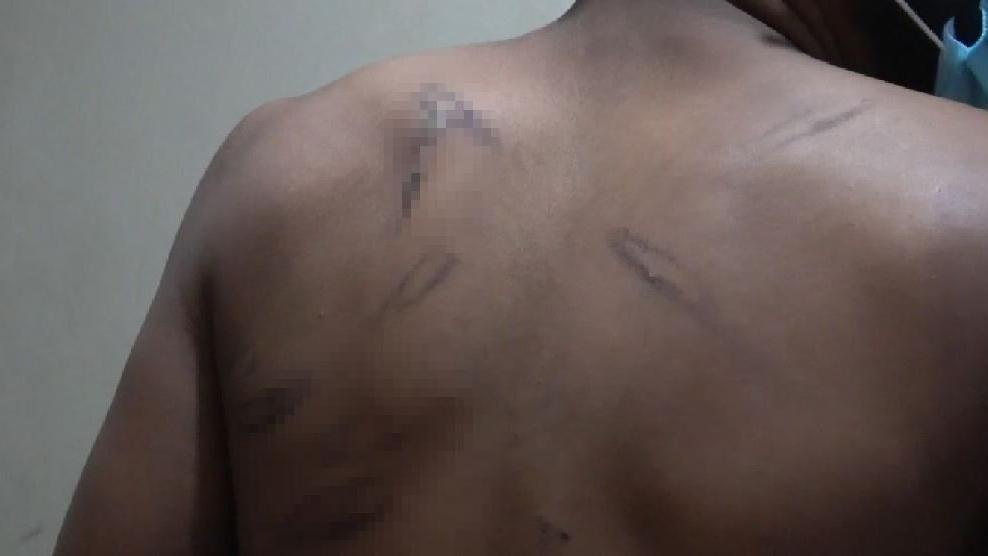 Avrupa ümidiyle Yunanistan'a kaçtılar, işkence görüp gönderildiler