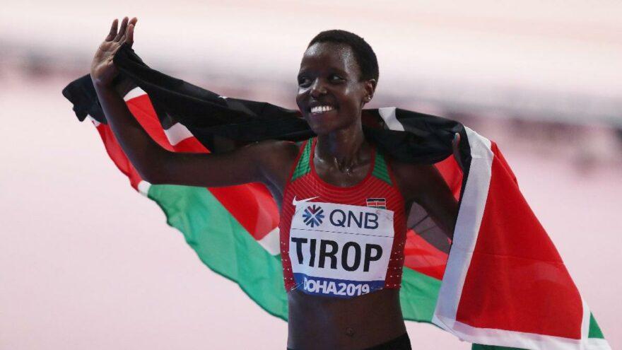Dünyaca ünlü atlet Agnes Tirop evinde ölü bulundu! 'Kocası tarafından…'
