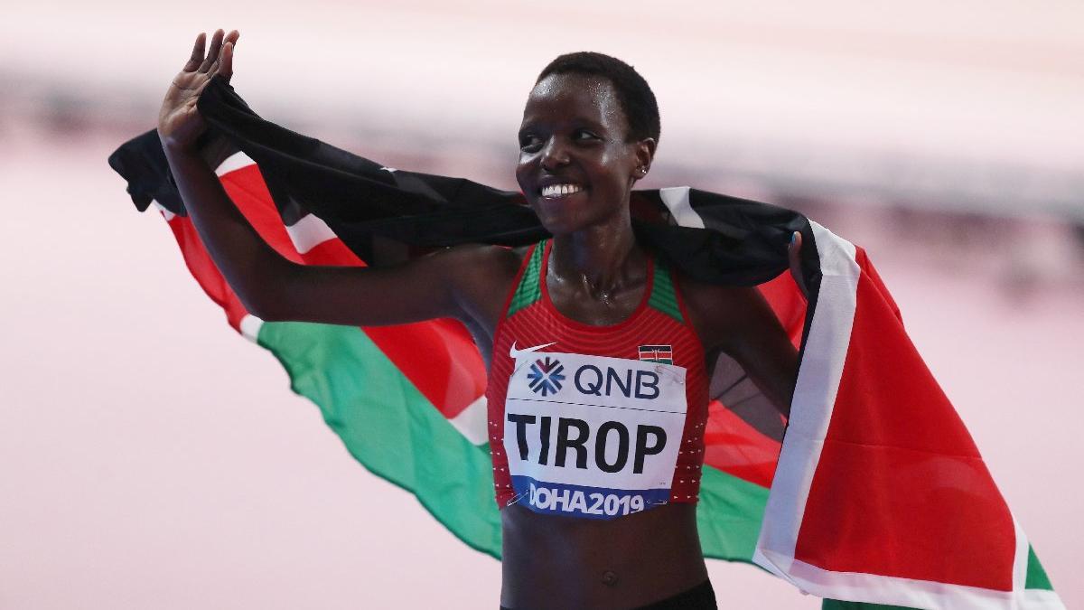 Dünyaca ünlü atlet Agnes Tirop evinde ölü bulundu! 'Kocası tarafından...'