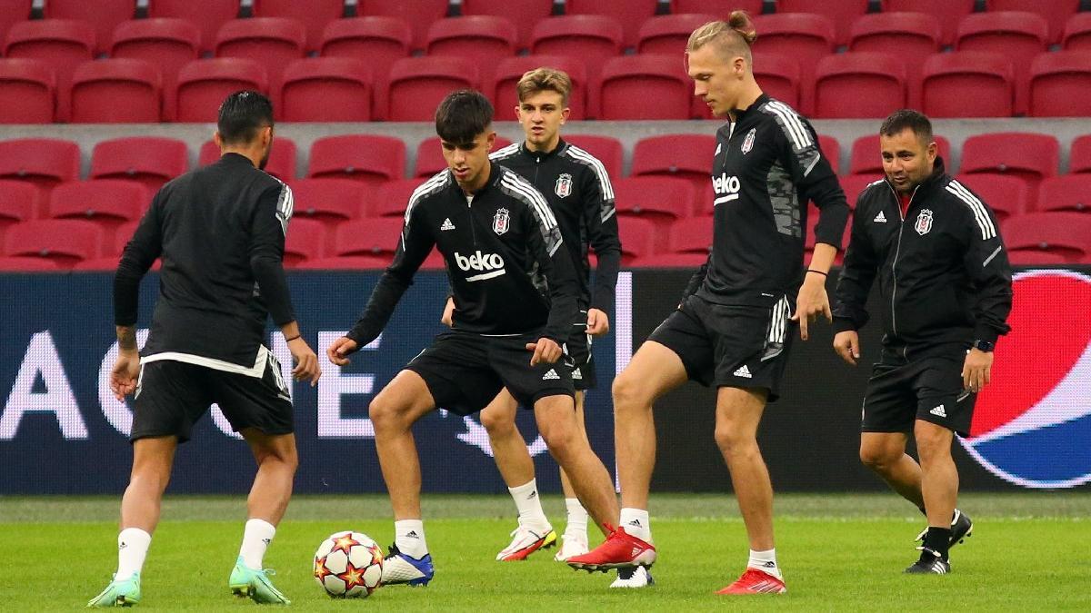 Borussia Dortmund'un gözü Beşiktaş'ın gençlerinde