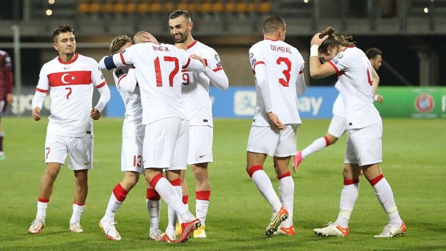 Türkiye'nin Dünya Kupası yolu… Farklı kazan, bekle