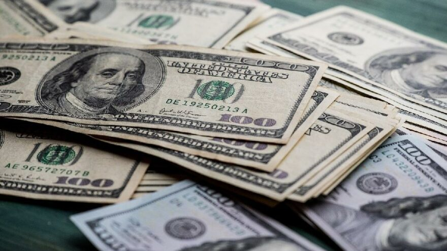 Dolar ne kadar? Dolar kuru kaç TL? 13 Ekim 2021