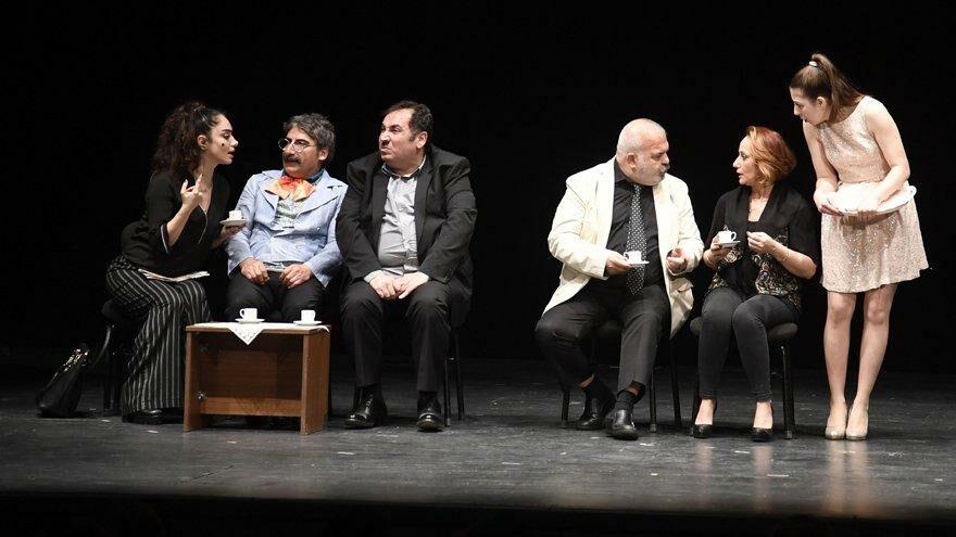 6. Şehir Tiyatroları Festivali 18 Ekim'de başlıyor
