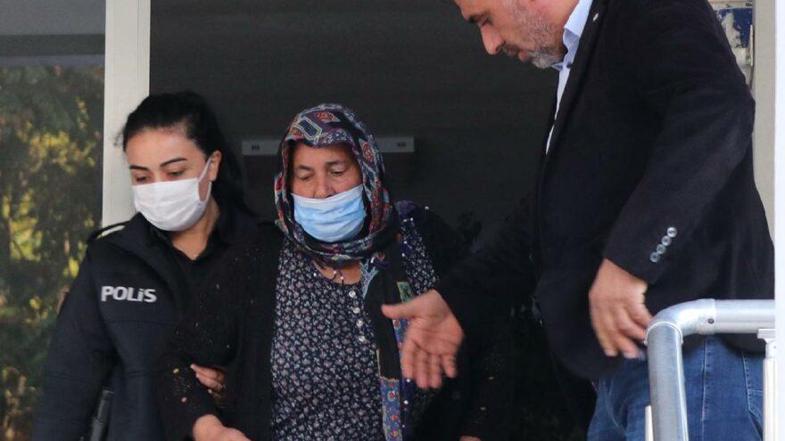 Polis 67 yaşındaki kadını saklandığı evde buldu! Cezaevine gönderildi