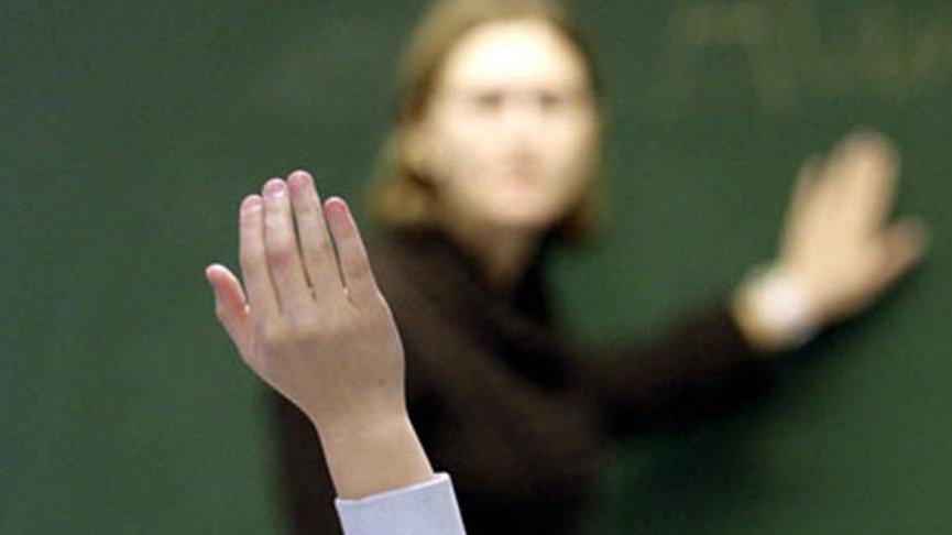 Derste şiddet uygulayan öğretmen açığa alındı