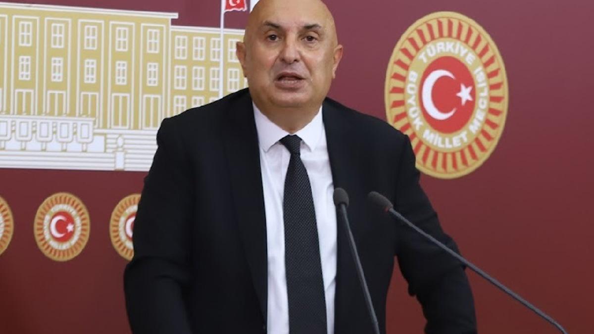 CHP'li Özkoç: Günaydın Sayın Çavuşoğlu