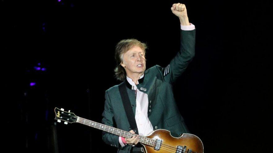"""Sir Paul McCartney'den samimi açıklamalar: """"Rolling Stones'tan daha iyiyiz"""""""