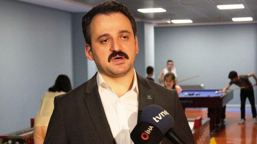 TÜGVA'nın dün reddettiği belgeleri başkanı bugün kabul etti