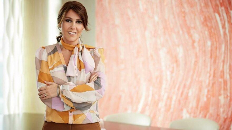 Hanzade Doğan 'dünyanın en güçlü kadınları' listesine girdi