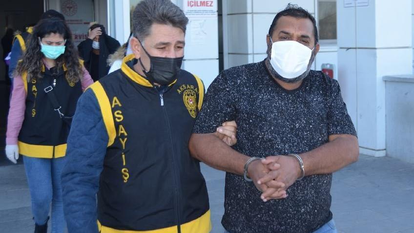 Hırsızlıktan yakalandı, gazetecilere 'İyi çek' dedi