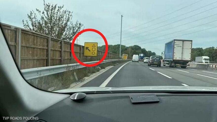 Londra'da sürücülere Squid Game uyarısı