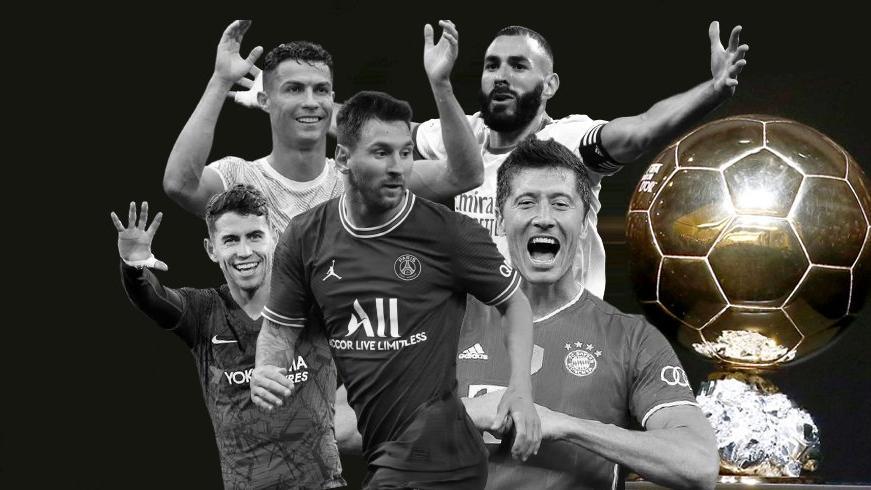 Ballon d'Or: Messi, Ronaldo ve diğerleri... Devran döner mi?