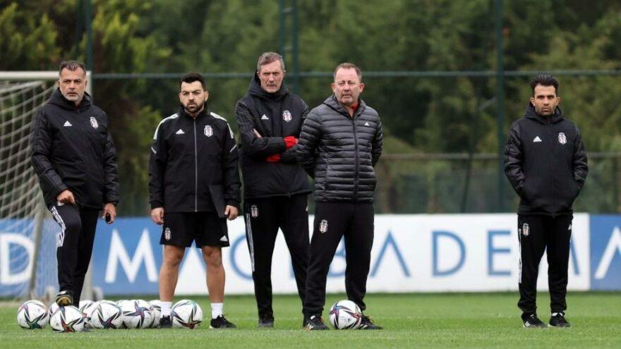 Beşiktaş zorlu fikstüre giriyor! Sakatların son durumu…