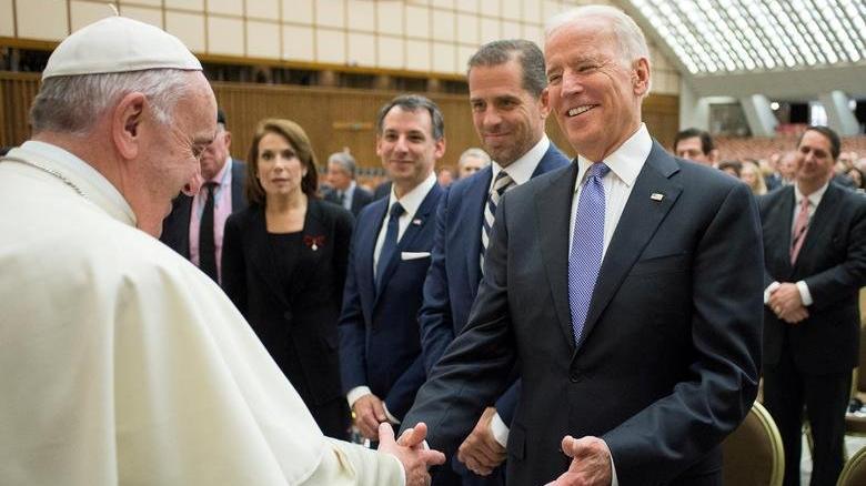ABD Başkanı Biden, Papa Francis ile bir araya gelecek