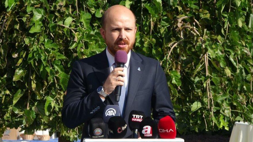 Bilal Erdoğan: Kurumlarımızın itibarsızlaştırılmasına müsaade etmemeliyiz