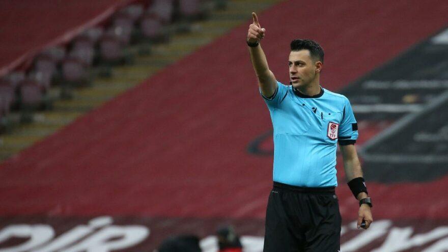Ali Şansalan ilk kez Trabzonspor-Fenerbahçe maçı yönetecek