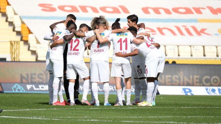 Atakaş Hatayspor'dan transfer yasağı açıklaması!