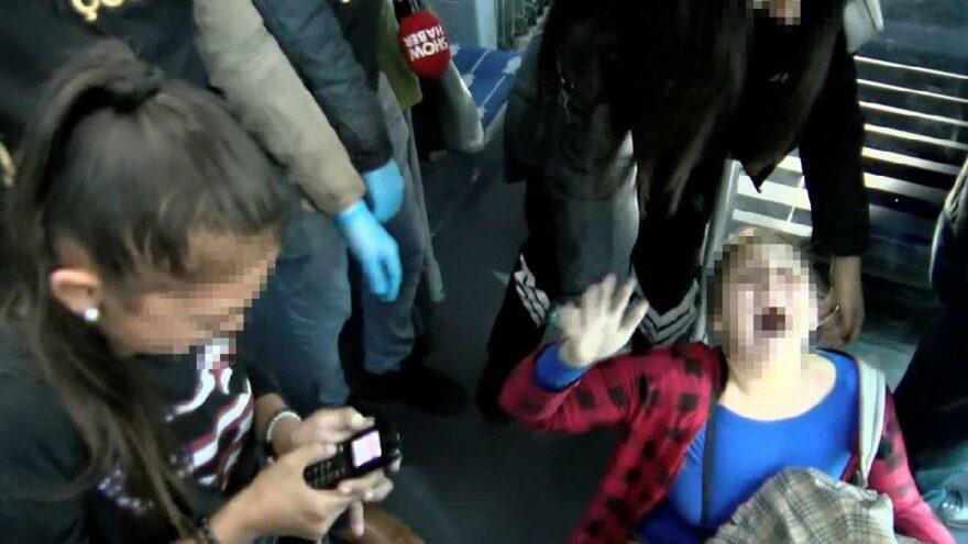 Metrobüs duraklarında dilenci operasyonu! Çocuklar korkudan ağladı