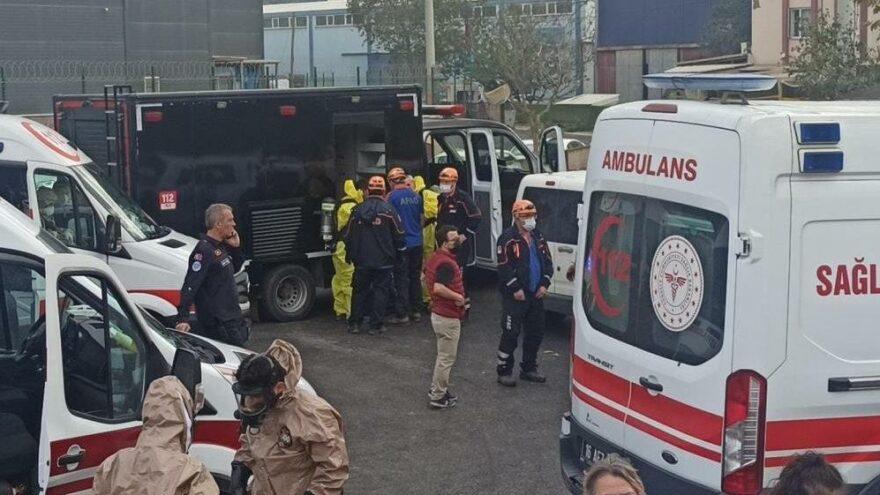 Bursa'daki patlamayla ilgili fabrika müdürü tutuklandı