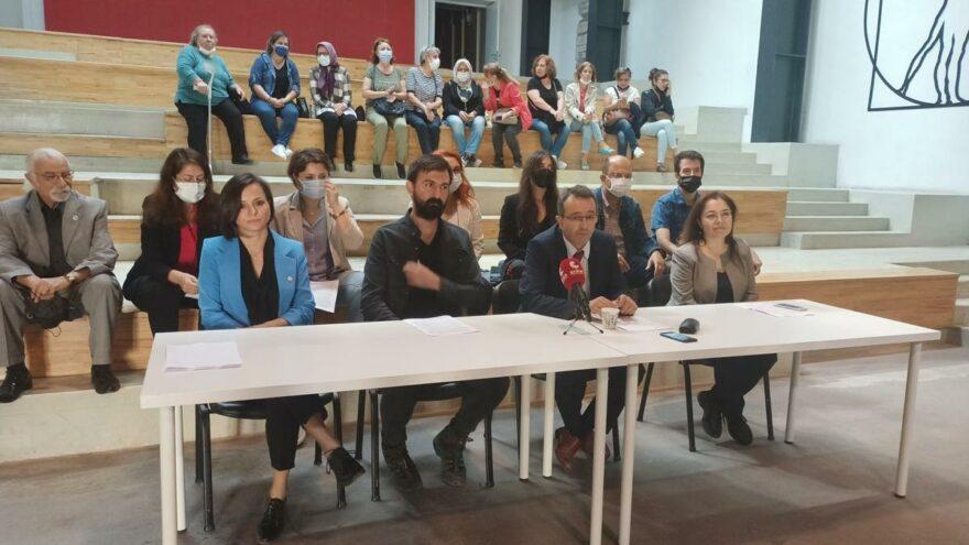 İzmir'de emsal artışı tartışması: Sosyal devlet yok, müteahhit var