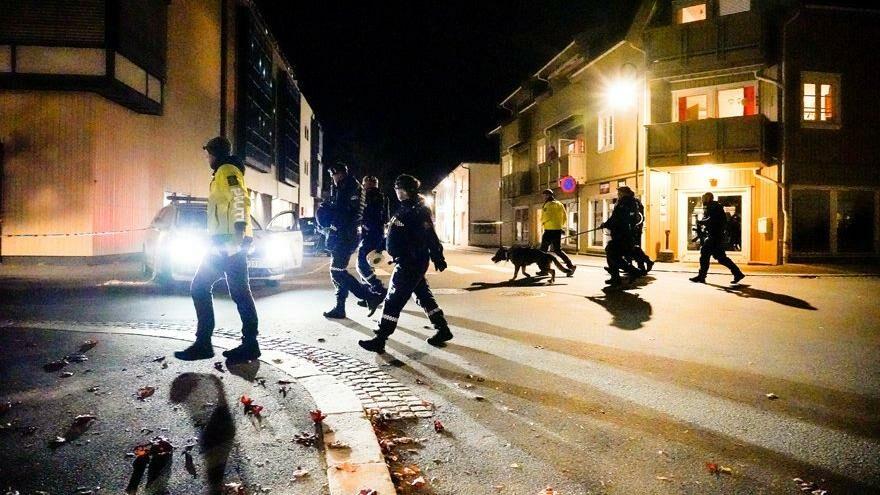 Norveç'i kana bulayan saldırgan Danimarkalı çıktı