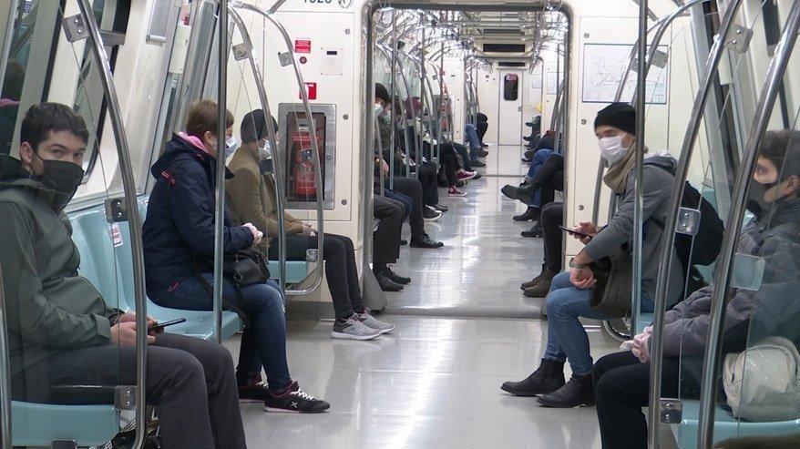 İBB metrosunda internet hizmeti başladı