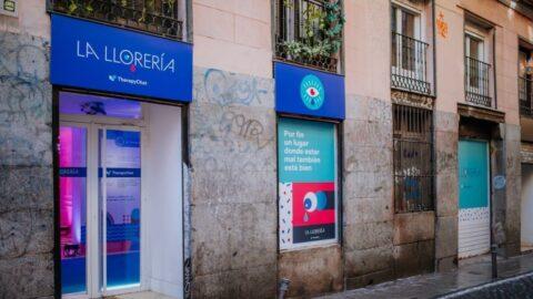 İspanya'da Ağlama Evi açıldı