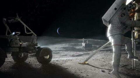 NASA, Ay'da Wi-Fi ağı kurmaya çalışıyor