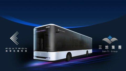 iPhone üreticisi Foxconn elektrikli araçlarını görücüye çıkarıyor