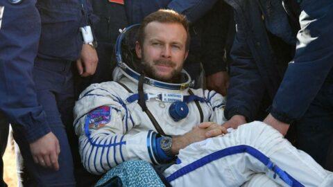 Uzayda ilk film: 30 saatlik görüntü çekimi yapıldı