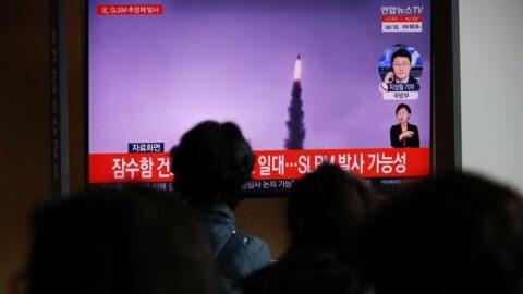 Kuzey Kore'den iki balistik füze denemesi